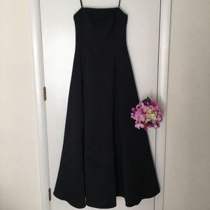 Black Prom Dress size 4